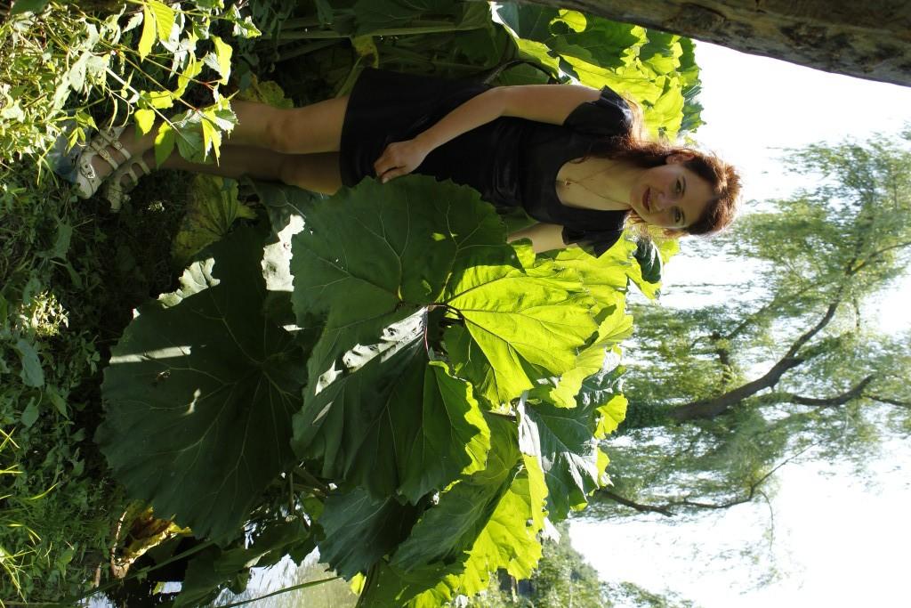 Валюшка Лиса, Софиевский парк