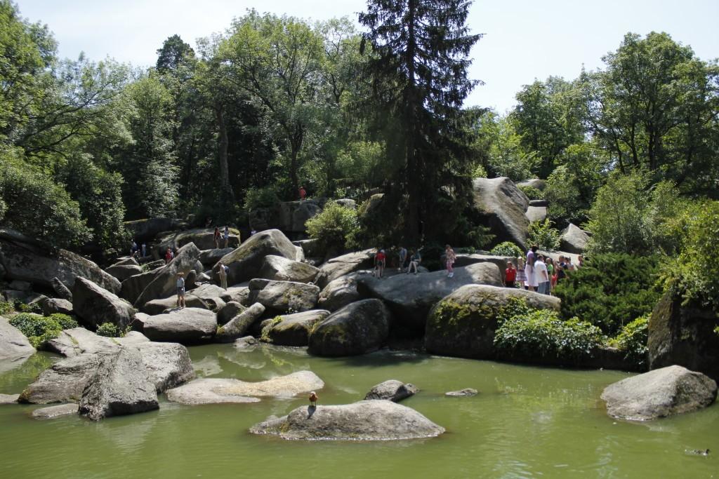 Софиевский парк УманьСофиевский парк Умань