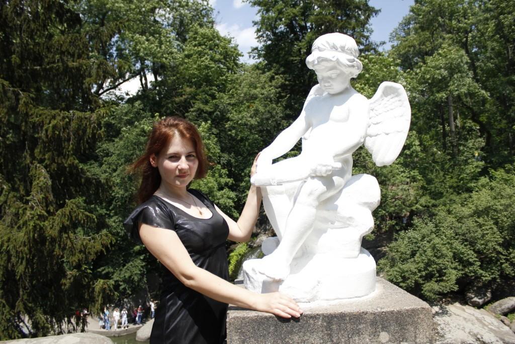 скульптуры Софиевский парк Умань