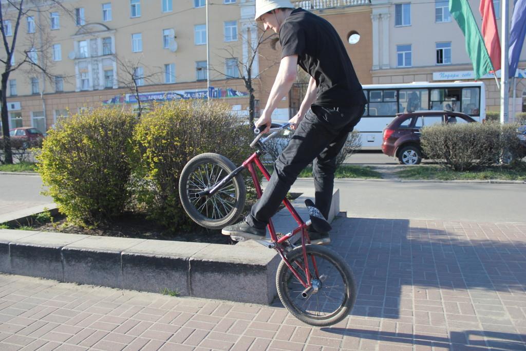 беймикс велосипед