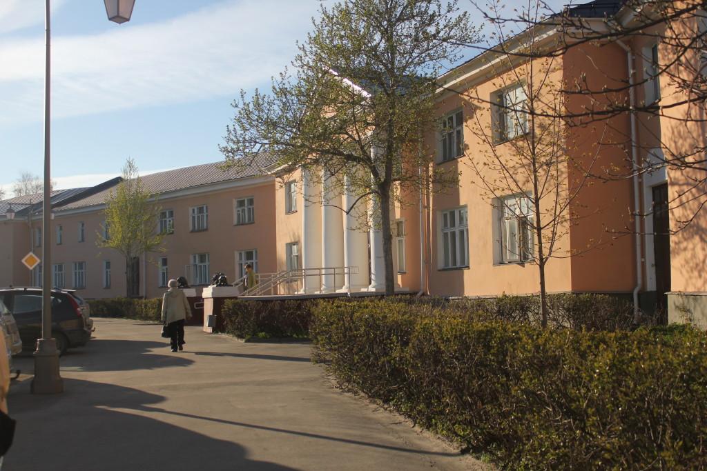 площадь Ленина Петрозаводск