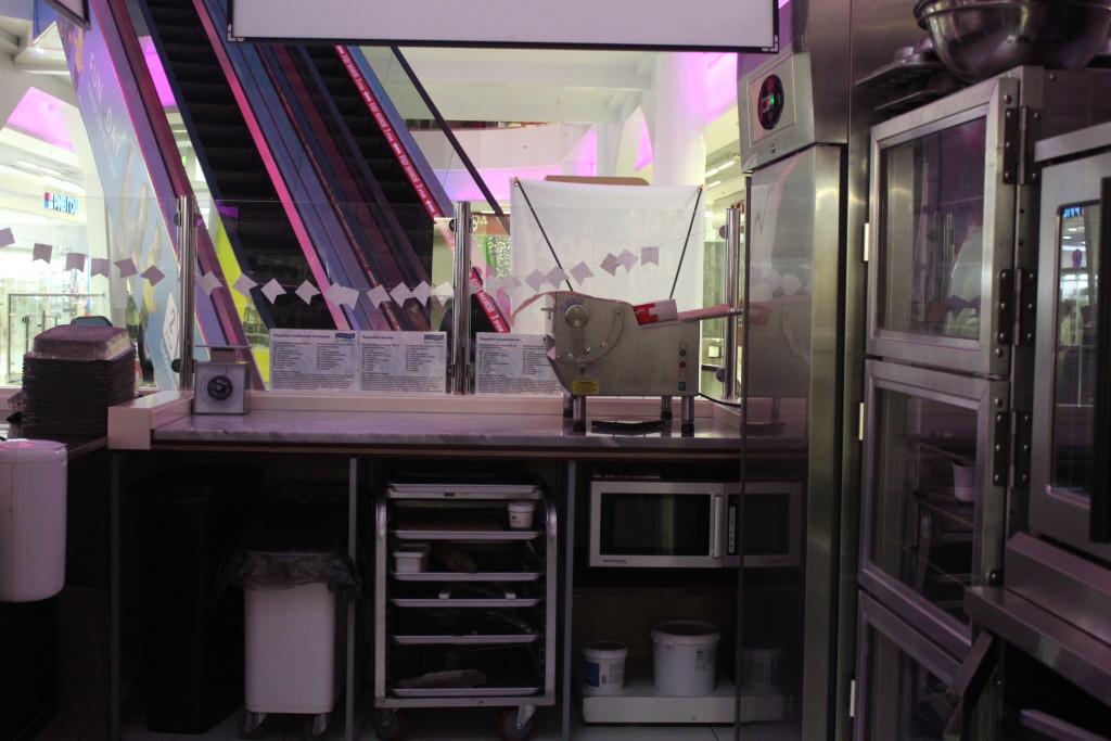 кафе-пекарня Синнабон