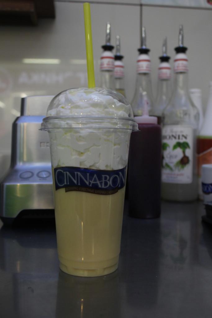 коктейль в Синнабоне