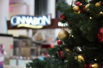 новый год, ТРЦ МАКСИ Петрозаводск