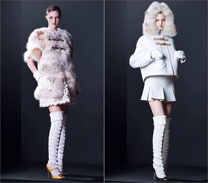 носки, колготки мода 2017