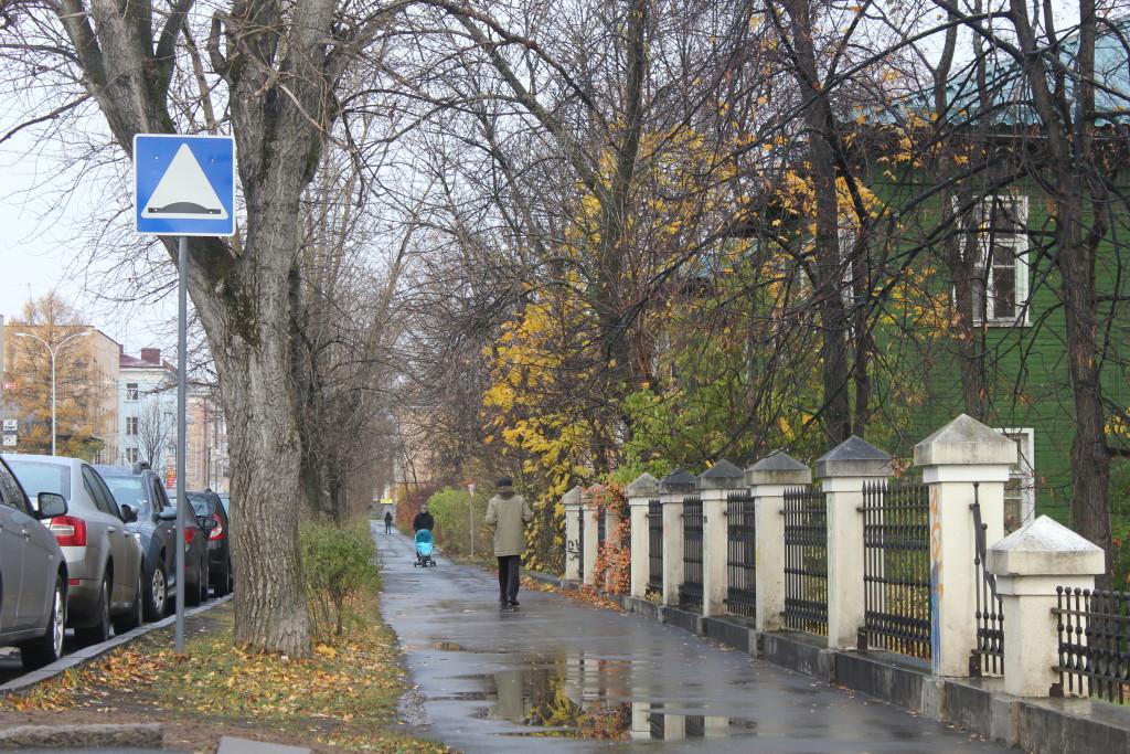 осень Петрозаводск