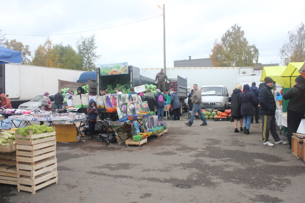 сельскохозяйственная ярмарка в Петрозаводске 2017