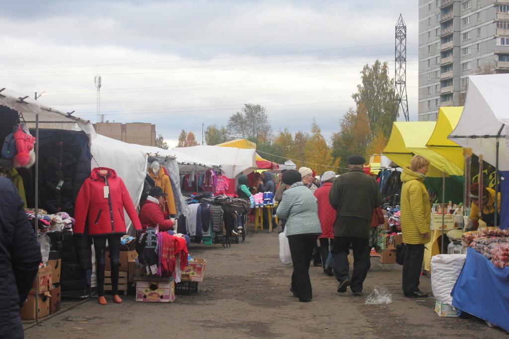 что продают на ярмарке в Петрозаводске