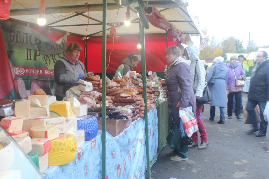 продукты из Белоруссии в Карелии