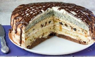 """Вкуснейший торт """"Сметанная королева"""""""