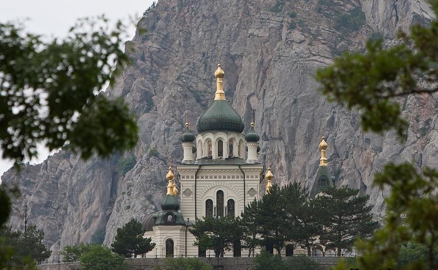 Церковь Форос Крым