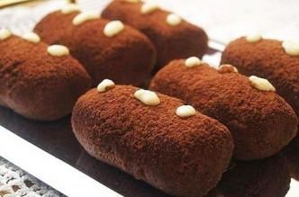 """Пирожное """"Шоколадная картошка с орехами"""""""
