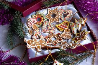 рождественские пряники рецепт