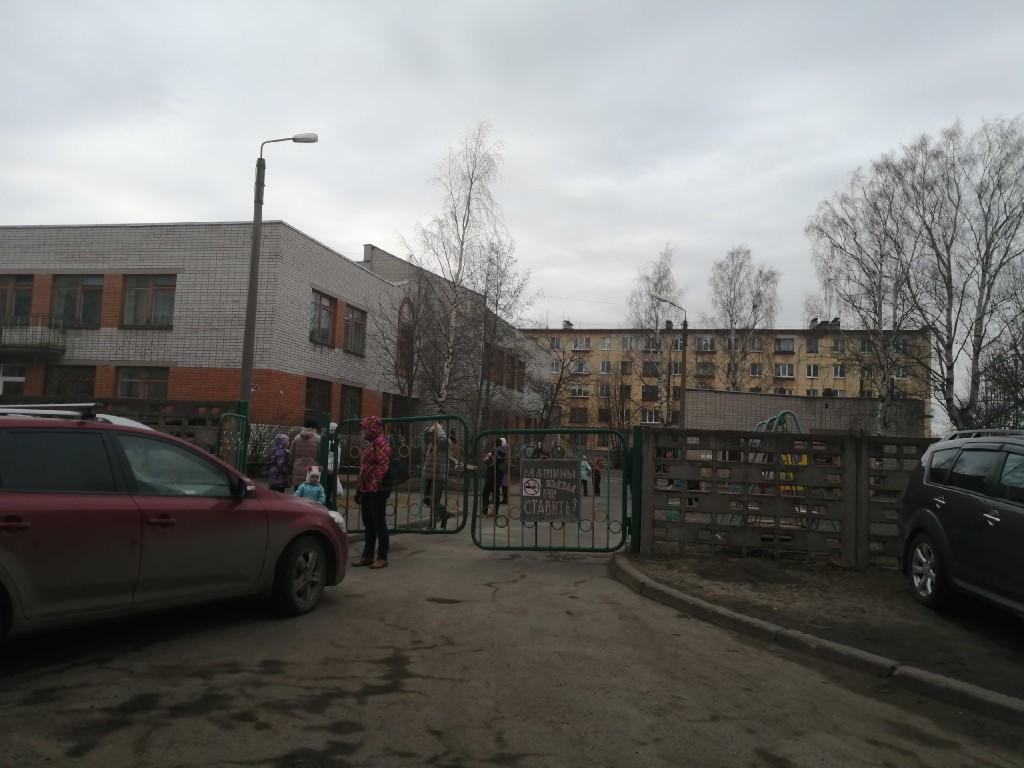 Карелия, детский сад