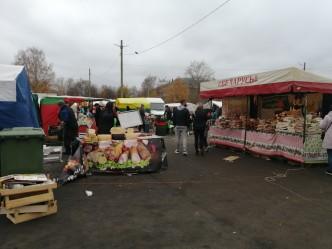 ярмарка в Петрозаводске